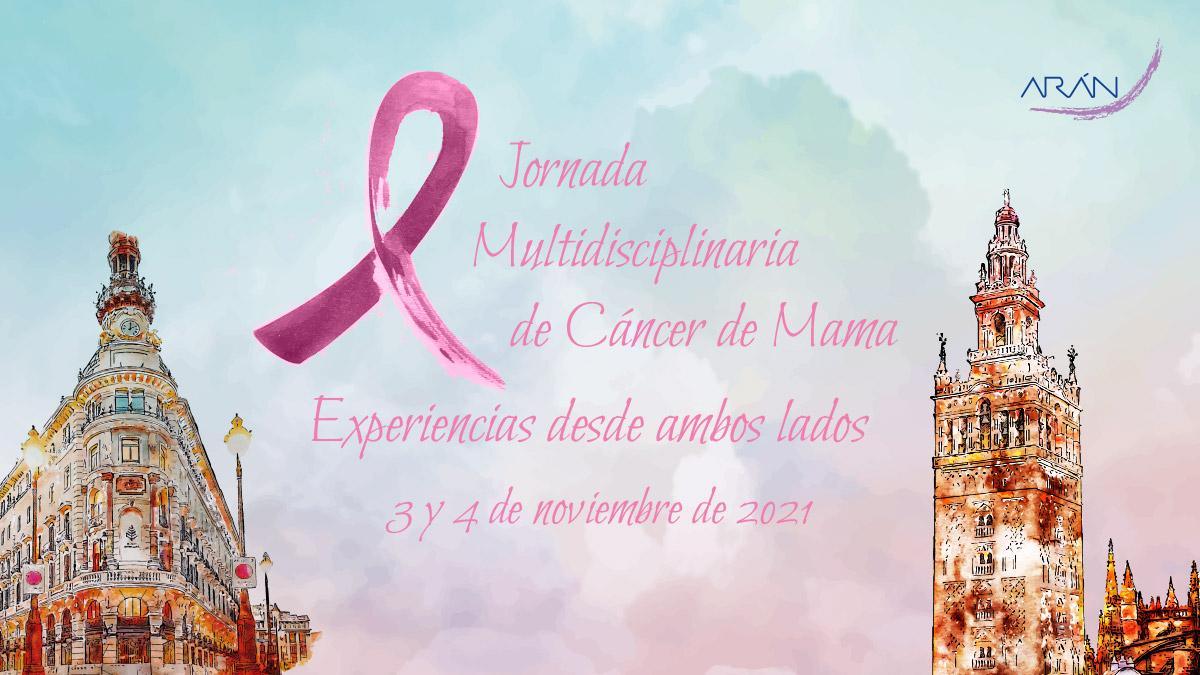 Jornada Multidisciplinaria de Cáncer de Mama 2021